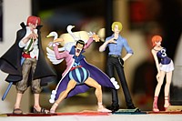 Stand Fanatoys - figurines One Piece
